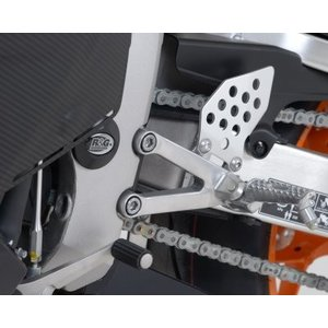 R&G フレームインサート BLK CBR600RR 09-15 《アールアンドジー RG-FI0024BK》|hatoya-parts