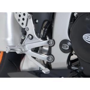R&G フレームインサート BLK CBR600RR 09-15 《アールアンドジー RG-FI0025BK》|hatoya-parts
