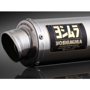 バイク ヨシムラ 機械曲GP-MAGNUMサイクロン SS PCX150 ABS 18 ヨシムラ 1...