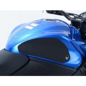 R&G トラクションパッド クリア GSX-S1000/F ABS 15- 《アールアンドジー RG-EZRG721CL》|hatoya-parts