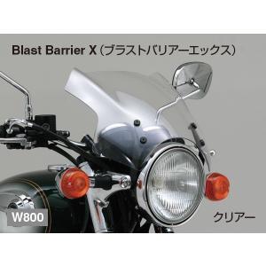 DAYTONA ブラストバリアー ステー W800 《デイトナ 74746》|hatoya-parts