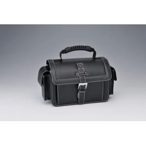 キジマ サドルバック S ブラック (キジマ FR-A00002) hatoya-parts