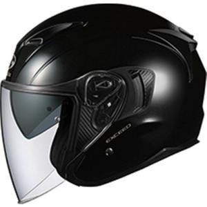 バイク OGK EXCEED ブラックメタリック #L オージーケー 4966094576899 取寄品|hatoya-parts