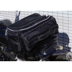 【はとやのおススメバック】AMU シートバック 約50L 日帰り〜1.5日 《シートバック ツーリング キャンプ 》 hatoya-parts