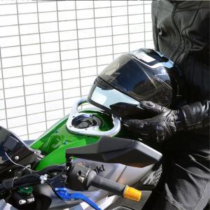 フルフェイス ヘルメット バイク用品 闇夜に光る ライトスモークシールド標準 NIKKO N-805 送料無料|hatoya-parts|08