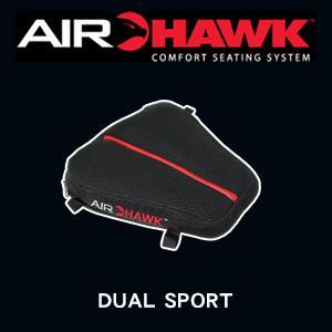 バイクに長く乗りたい! 快適シート エアホーク2 デュアルスポーツ AIRHAWK2 DUAL SPORT DUALSPORT AH2DS バイク用座布団 けつ痛 お尻痛|hatoya-parts