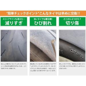 スクータータイヤ 90/90-10 DURO 安心の理由は純正部品採用実績とダンロップとの長期提携工場契約 HF296A 50J TL デューロ バイク hatoya-parts 06