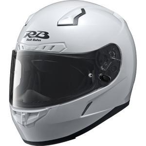 ヤマハ フルフェイスヘルメット YF-8 Roll Bahn ロールバーン ソリッド パールホワイト XXL|hatoya-parts