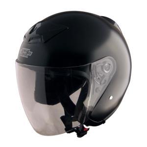 【TNK工業】【SPPEDPIT】【バイク用】【スピードピット】XX−505 XXLサイズシールドジェット【XX−505】ハーフマットブラック【取寄品】|hatoya-parts