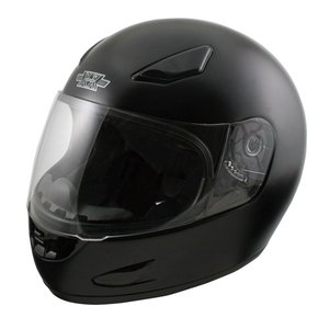 TNK工業/SPPEDPIT/バイク用/スピードピット XX-707 XXLサイズ フルフェイスヘルメット XX-707 ハーフマットブラック|hatoya-parts
