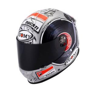 SUOMY スオーミー SSR0020 SUOMY SR-SPORT DOVIZIOSO MUGELLO ドヴィジオーゾ ムジェロ ヘルメット DJ DOVI SSR0020 取寄品 hatoya-parts