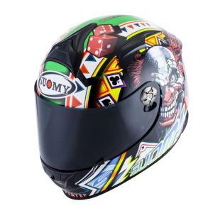 SUOMY スオーミー SSR0021 SUOMY SR-SPORT GANBLE TOP PLAYER ギャンブル トッププレイヤー ヘルメット SSR0021 取寄品 hatoya-parts