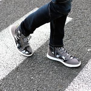 バイクシューズ・ブーツ 迷彩カジュアルライディングシューズ 普段履き スニーカー メンズ レディース ユニセックス SCOYCO(スコイコ) MT016-2 CAMO|hatoya-parts|05