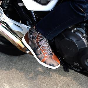 バイクシューズ・ブーツ 迷彩カジュアルライディングシューズ 普段履き スニーカー メンズ レディース ユニセックス SCOYCO(スコイコ) MT016-2 CAMO|hatoya-parts|06
