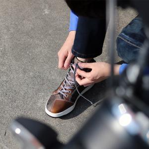 バイクシューズ・ブーツ 迷彩カジュアルライディングシューズ 普段履き スニーカー メンズ レディース ユニセックス SCOYCO(スコイコ) MT016-2 CAMO|hatoya-parts|07