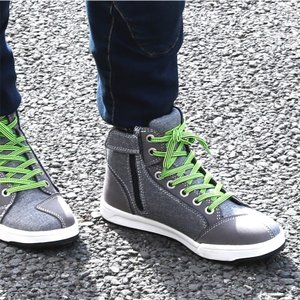 ライディングシューズ バイクシューズ メンズ レディース ユニセックス 普段履き かっこいいブラック SCOYCO MT016-2|hatoya-parts|05