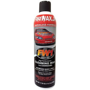 FW1(エフダブリューワン) WASH&WAX 洗車&ワックス