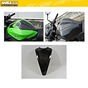 【WRS】【ダブルアールズ】Ninja250 Z250カーボンモデルモデルタンクパッド【WRT4250CF】 【取寄品】|hatoya-parts