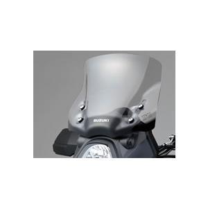 【スズキ】【SUZUKI】【V-Strom1000ABS 2014年モデル】ウインドスクリーン(ロング)【48400-31820】 【取寄品】 hatoya-parts
