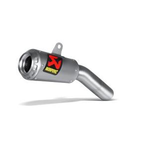 【AKRAPOVIC】【マフラー】【YAMAHA】【YZF-R25 14-15/R3 15】スリップオン MOTO-GP STYLE ステン【S-Y2SO11-AHCSS】 受注後の納期、廃盤確【アクラポビッチ】|hatoya-parts