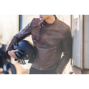 訳あり YAMAHA FASTER SONS×DEGNER デグナー シープレザージャケット FS01 Sheep Leather Jacket FS01 ワイズギア YS GEAR デグナー|hatoya-parts|04