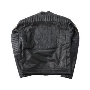 訳あり YAMAHA FASTER SONS×DEGNER デグナー レザージャケット FS02 Leather Jacket FS02 hatoya-parts 03