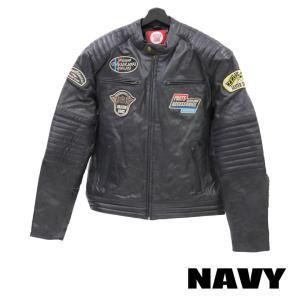 訳あり YAMAHA FASTER SONS×DEGNER デグナー レザージャケット FS02 Leather Jacket FS02 hatoya-parts 04
