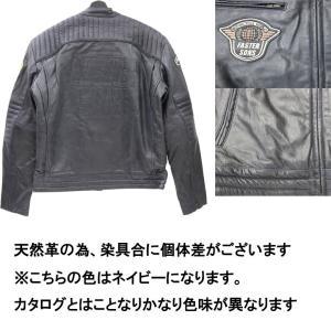 訳あり YAMAHA FASTER SONS×DEGNER デグナー レザージャケット FS02 Leather Jacket FS02 hatoya-parts 05