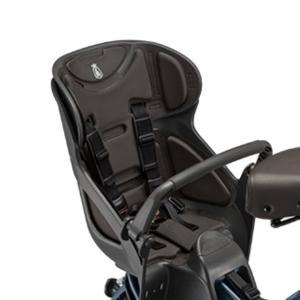 ブリヂストン ビッケグリ リヤチャイルドシートクッション モブダークブラウン (BIK-K.A-P6259 Bridgestone bikke GRI ブリジストン)|hatoya-parts