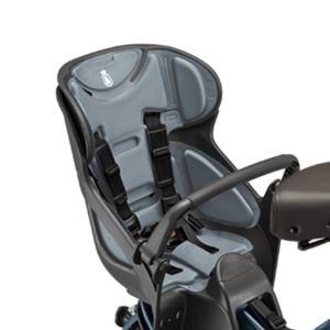 ブリヂストン ビッケグリ リヤチャイルドシートクッション ブルーグレー (BIK-K.A-P6118 Bridgestone bikke GRI ブリジストン)|hatoya-parts