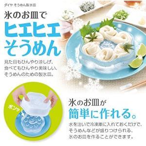 ダイヤ そうめん製氷皿 <|hatsumei-net
