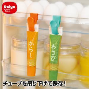 ダイヤ チューブクリップ 4個入り ※送料¥250(4個まで)|hatsumei-net