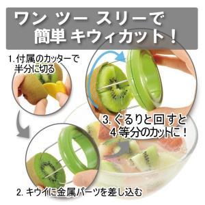 フルベジ キウイカッター|hatsumei-net