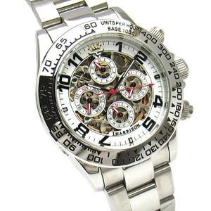 JH-003SW J.HARRISON 機械式 スケルトン 腕時計 JH-003SW hatten