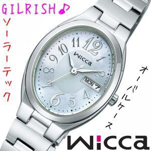 KH3-118-91 シチズン CITIZEN 腕時計 ウィッカ WICCA KH3-118-91|hatten