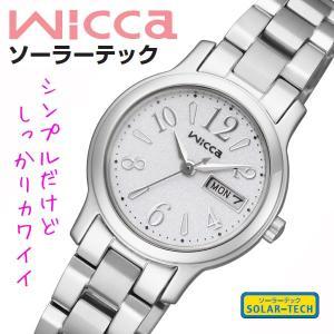 KH3-410-11 シチズン CITIZEN 腕時計 ウィッカ WICCA KH3-410-11|hatten