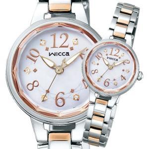 KH8-519-93 シチズン CITIZEN 腕時計 ウィッカ WICCA KH8-519-93|hatten