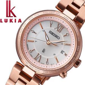 SSQV016 SEIKO LUKIA SSQV016 セイコー ルキア ソーラー電波修正 腕時計|hatten