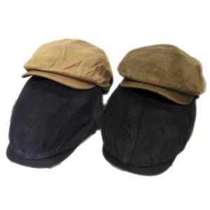Paraffin Cloth Six Hunting ハンチング 58-62cm 綿80% ポリエステル20% 春 夏 秋 冬|hatter-knowledge