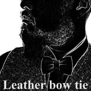 蝶ネクタイの手作りキット 本革製 12カラー 新価格|hattorikaban