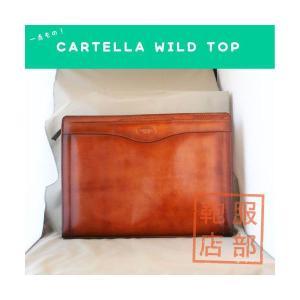 ブリーフケース CARTELLA WILD TOP|hattorikaban