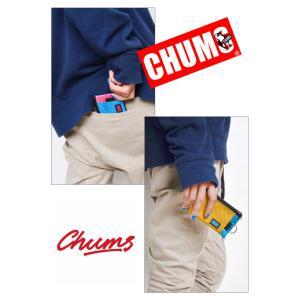 財布 CHUMS チャムス ウォレット ショー...の詳細画像2