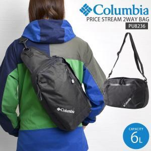 PRICE STREAM BODY BAG  6L 急な雨や汚れを効果的に弾き、シーンに合わせて使い...