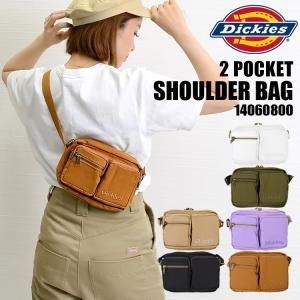 人気ブランドDickiesから、シンプルなデザインのショルダーバッグが入荷。 ちょっとしたお出かけを...