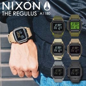 腕時計 防水 nixon ニクソン メンズ レディース おしゃれ 軽量 デジタル THE REGUL...
