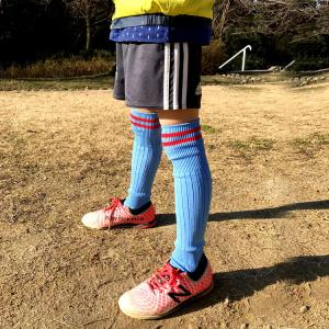 サッカーソックス 2本ライン 日本製 19〜27cm メンズ レディース キッズ サッカー フットサ...