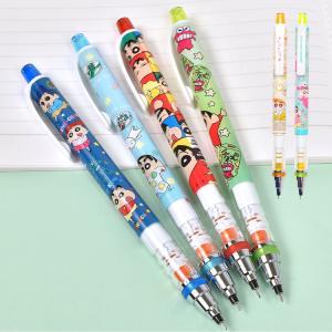 シャーペン クルトガ 0.5 0.3 クレヨンしんちゃん シャープペンシル かわいい おしゃれ 文具...