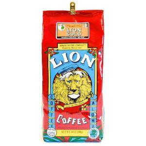ライオンコーヒー/ ライオンゴールド24oz(680g) AD(挽いた豆)