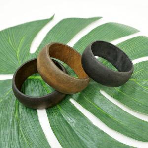ハワイアン ハワイ 雑貨 ハワイアン雑貨 バングル ハワイアンジュエリー 木製|hawaiian