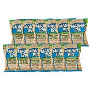 ハワイお土産 マウナロア オニオンガーリックマカデミアナッツSバッグ12袋セット|ハワイアンホースト|hawaiianhost